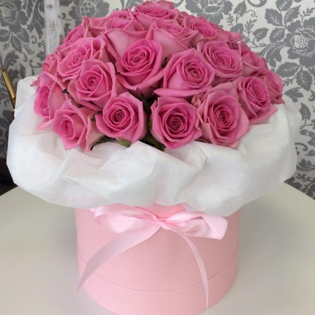 Облако роз